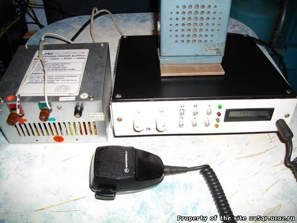 """для радиостанции """"Лён-160"""""""